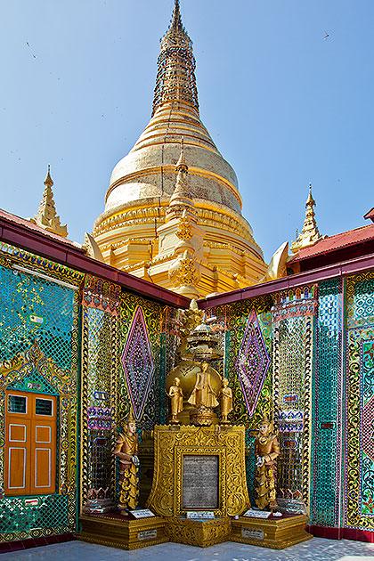 pagoda kupola