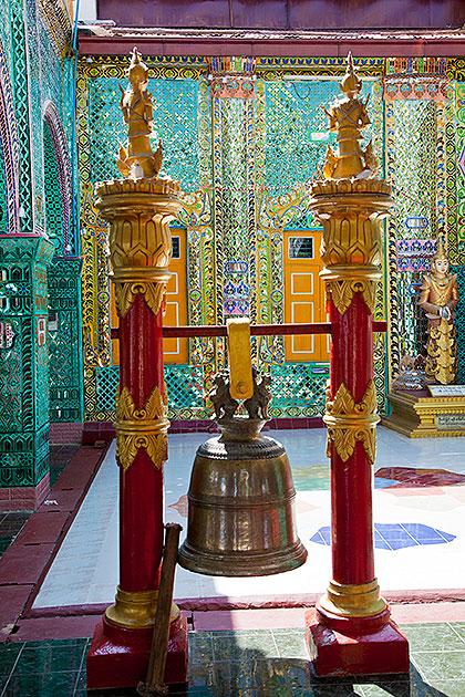 pagoda csengő