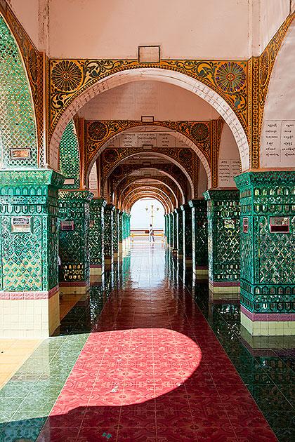pagoda hall